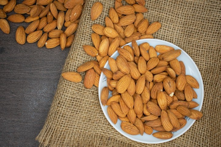 almonds-nuts