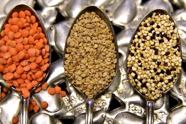 Lentils Without Skin