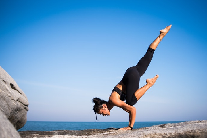 The Visible Benefits of Yoga