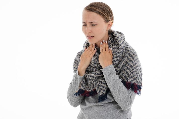 Throat Itch