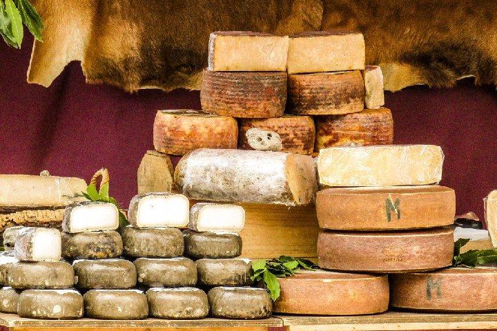 Goat Cheese - Mediterranean Diet