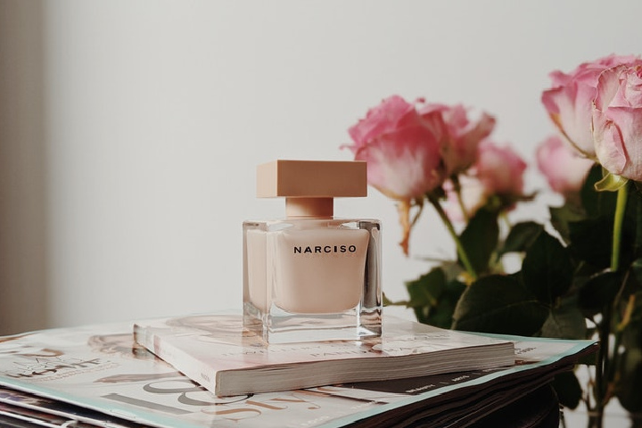 Making in Perfume