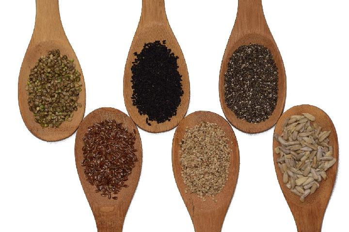 sunflower seeds - Mediterranean Diet