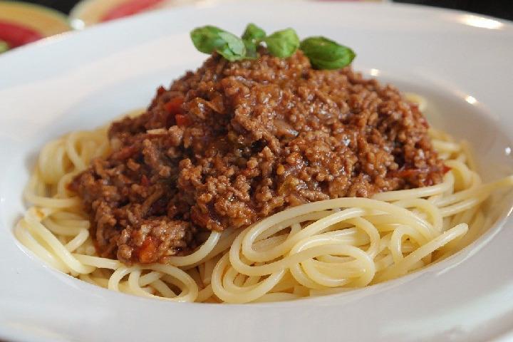 Spaghetti Soy