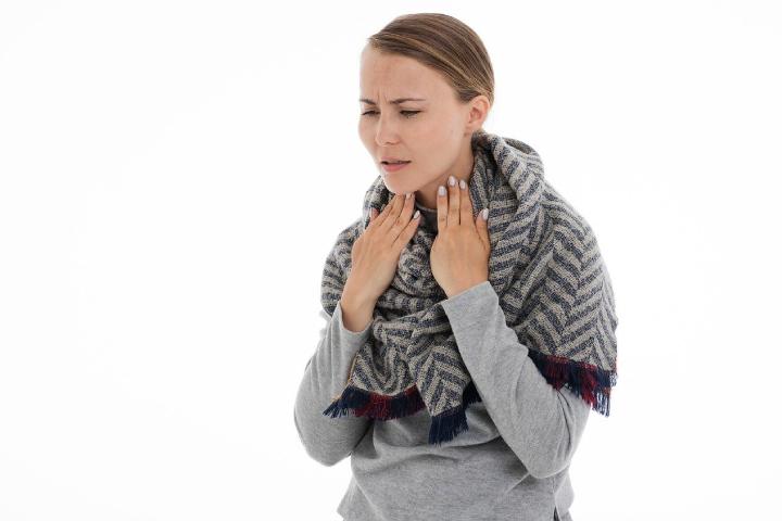 Throat problem