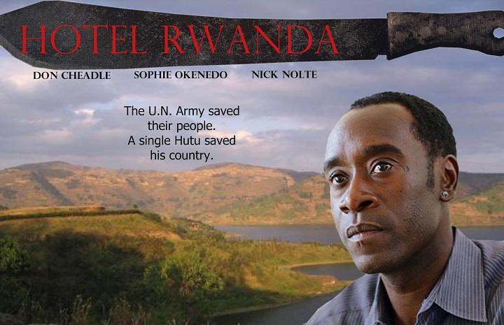Hotel Rwanda - Inspirational Movies