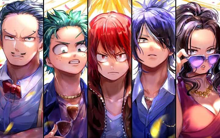 Animeflix - Anime Flix - 9anime - 4anime