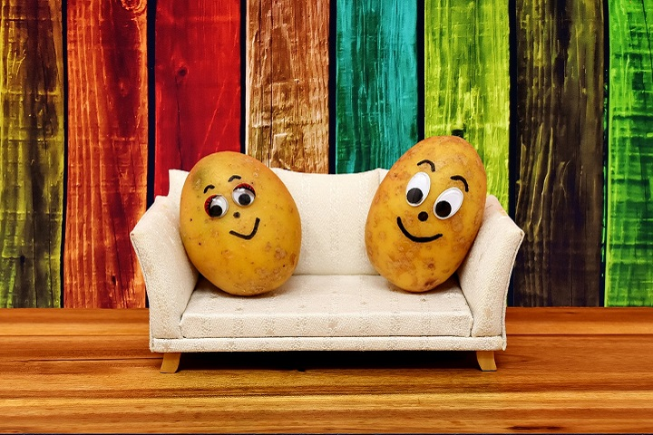 Couch Potatoes healthy living